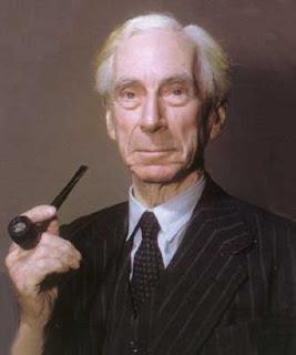O Professor Bertrand Russel