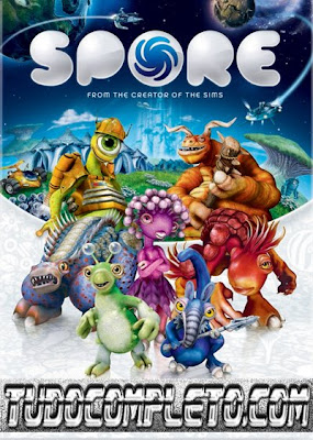 Spore (PC) ISO Download Completo