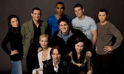 Les acteurs de Stargate Universe