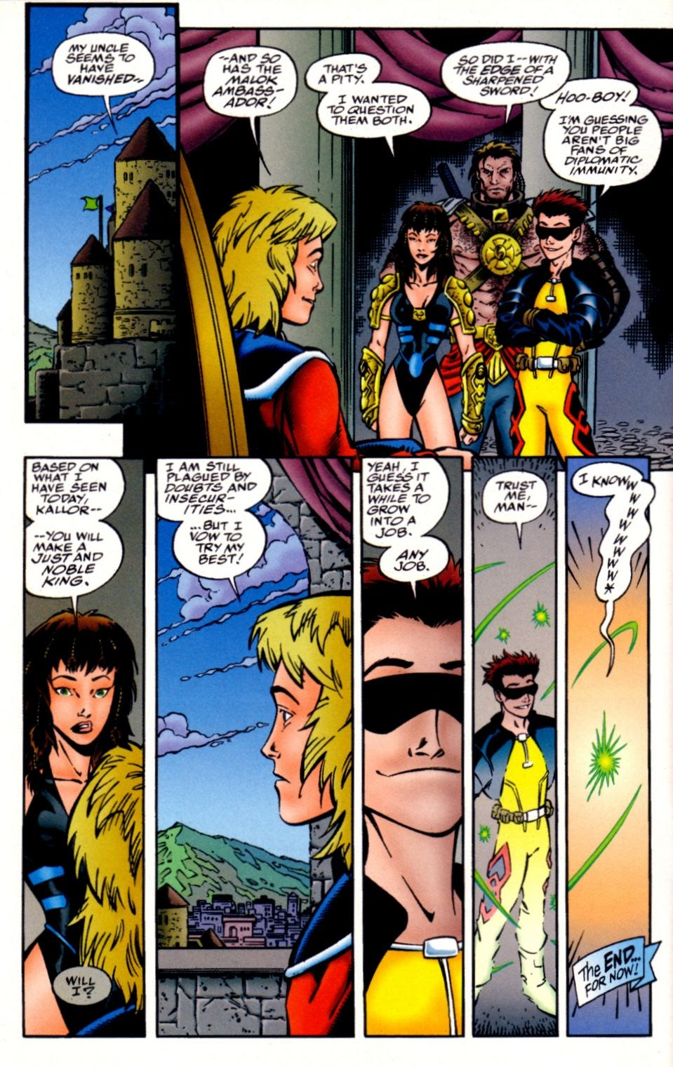 Read online Randy O'Donnell is The M@N comic -  Issue #2 - 23