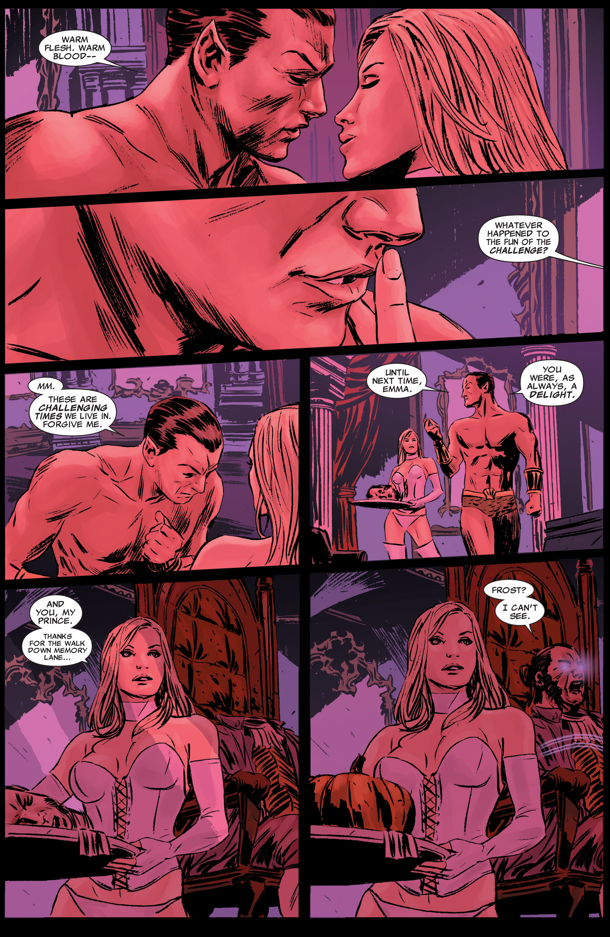 Read online Uncanny X-Men (1963) comic -  Issue # _Annual 2 (2009) - 37