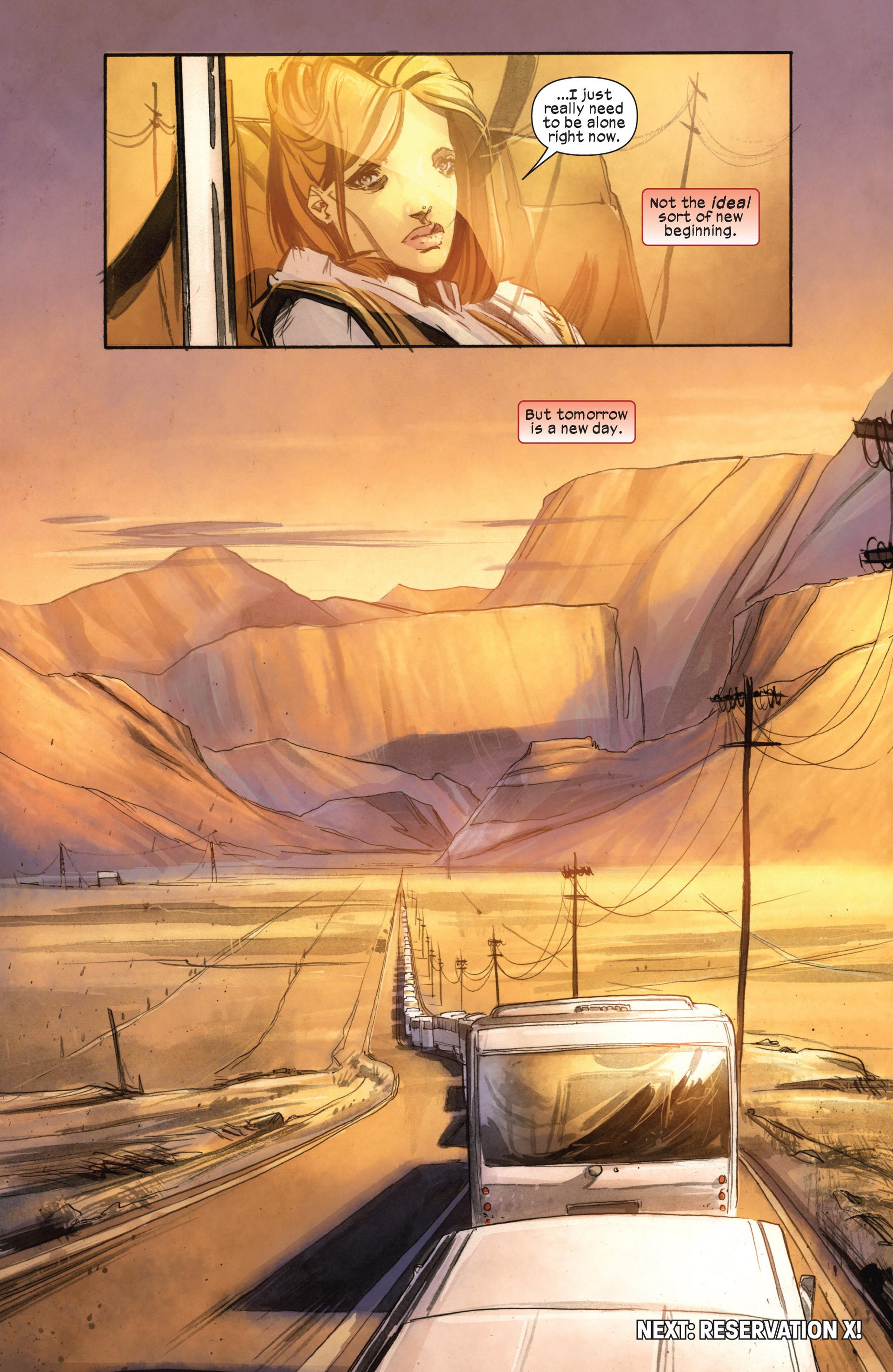 Read online Ultimate Comics X-Men comic -  Issue #18.1 - 21