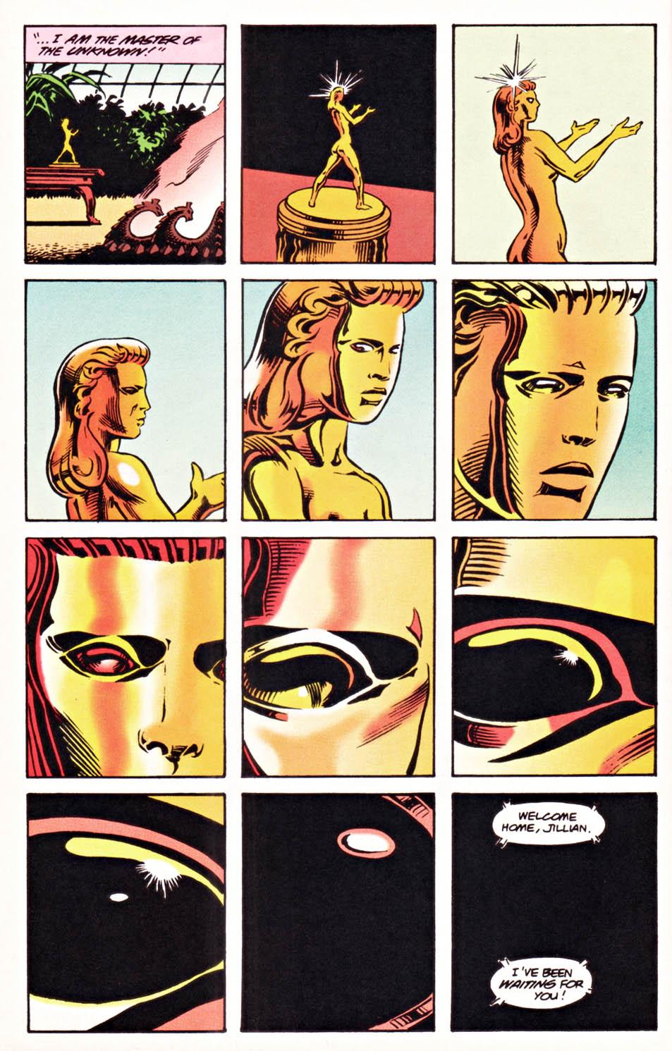 Read online Secret Defenders comic -  Issue #20 - 8