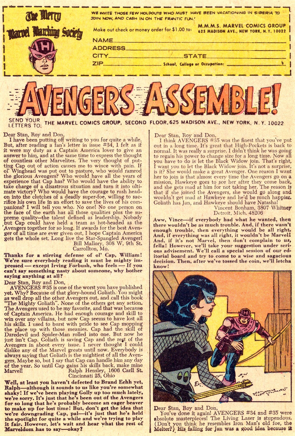The Avengers (1963) 38 Page 31