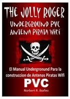 The Jolly rogers Underground PVC Antena Pirata Wofo