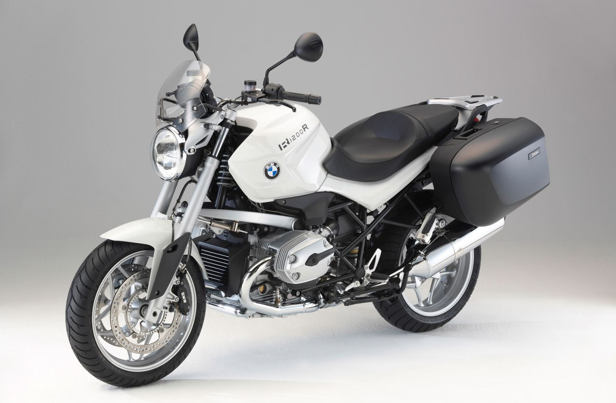 2011 bmw r1200r touring special new motorcycle. Black Bedroom Furniture Sets. Home Design Ideas