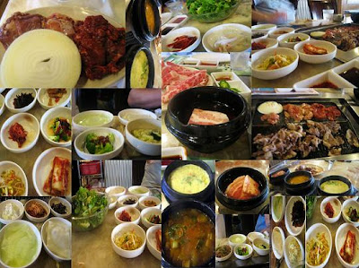 I Think This Is My Favorite Korean B Q In Garden Grove They Have A Lot Of Small Dishes That Are Pretty Good