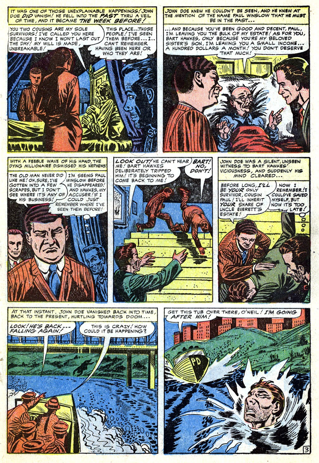 Mystic (1951) issue 60 - Page 15
