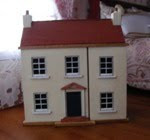 Georgian House in 144th scale