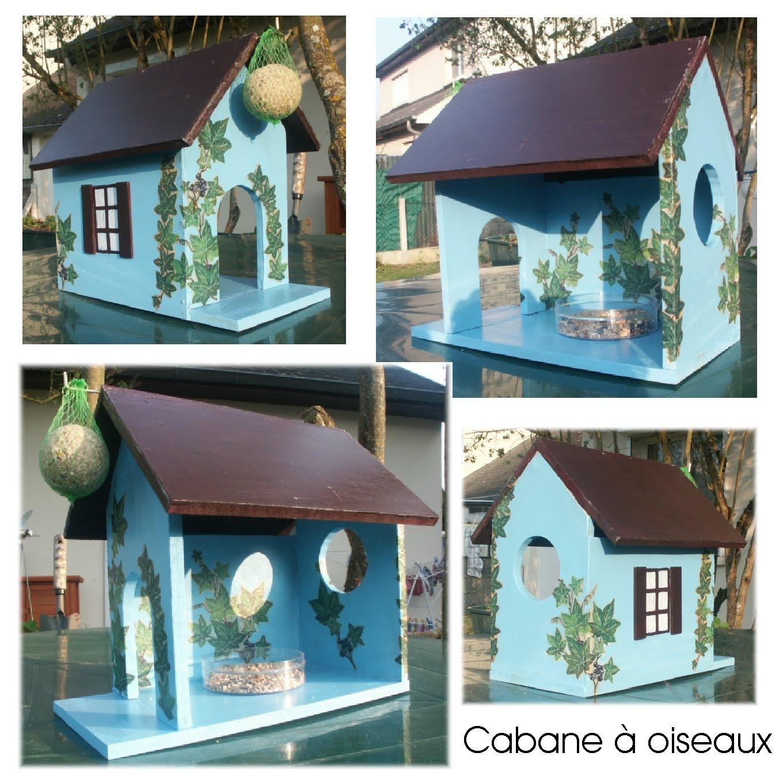 fabriquer une cabane en bois pour oiseaux. Black Bedroom Furniture Sets. Home Design Ideas
