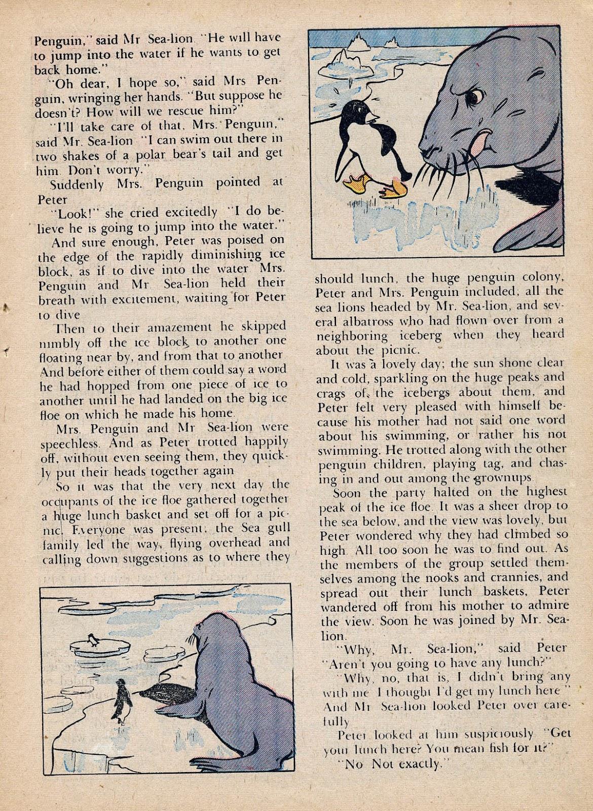 Read online Animal Comics comic -  Issue #7 - 27