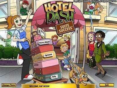 Dash Games