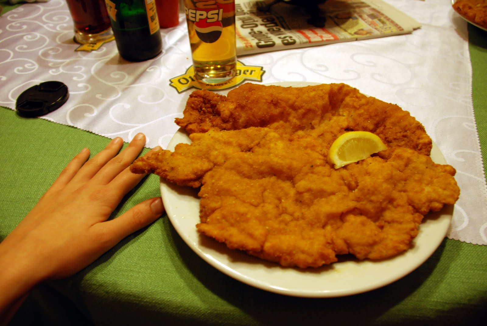 I'll Have Everything...And a Side to Go: Wienerschnitzel