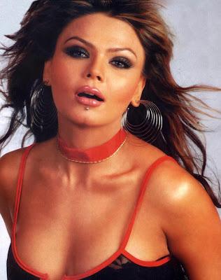 Bollywood actress - Rakhi Sawant