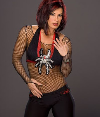 Lisa Marie Varon - (Former WWE Diva and TNA Knockout