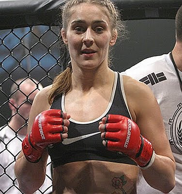 Marloes Coenen - woman somebody mma - mma - mma news