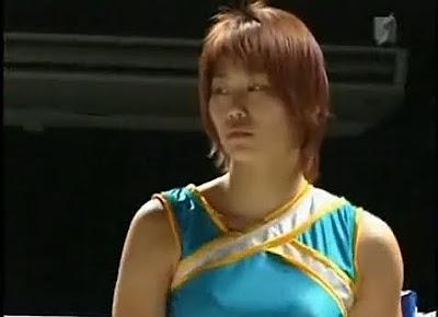 Ayumi Kurihara - japanese women wrestling