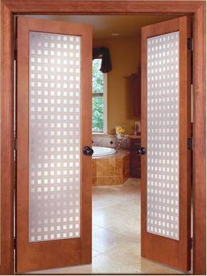 Door blog feather river doors august 2010 - Installing french doors interior ...