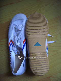 cbd6ba71ce The sole of Feiyue.I would not advise them for running