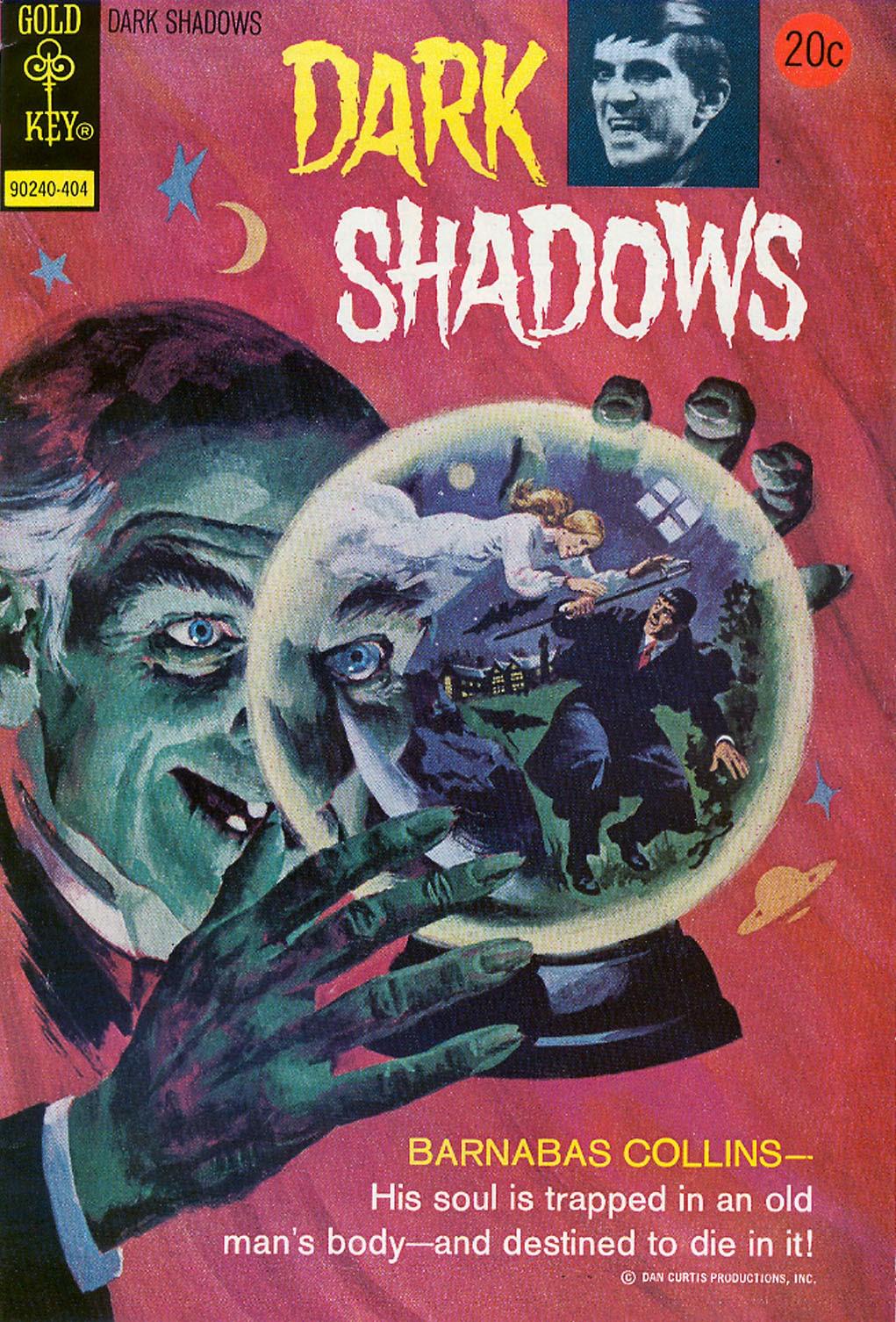 Dark Shadows (1969) issue 25 - Page 1
