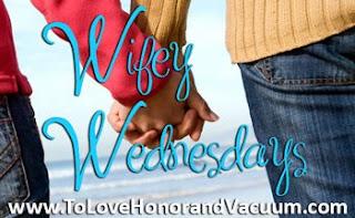 Wifey+Wednesday - Wifey Wednesday: Letting Men Be Men