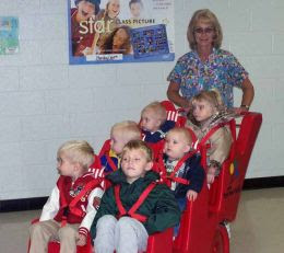 daycare+stroller2 - On Day Care, Attachment, God's Will, and More!