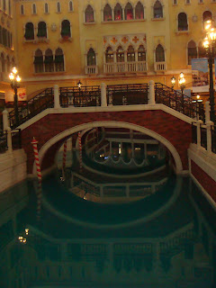 Posted by Gaurav Jain : Thrilling experience @ Macau, China ( Las Vegas of Asia ) : The Venice inside Venetian @ Macau, China
