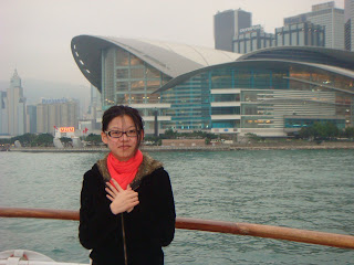 Shots of Kowloon Island Trip:Star ferry from Kowloon to Hong Kong