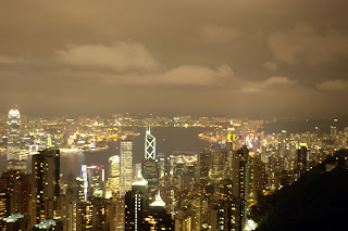 Architectural Heavens in Hong Kong:Scintillating Night View @ Hong Kong