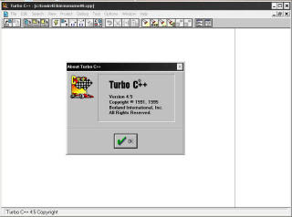 Turbo c++ 4. 5(also includes turbo c 4. 5) | free full software.