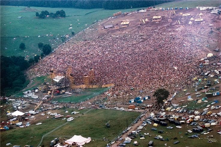 Ashen Lady Quot By The Time We Got To Woodstock We Were Half