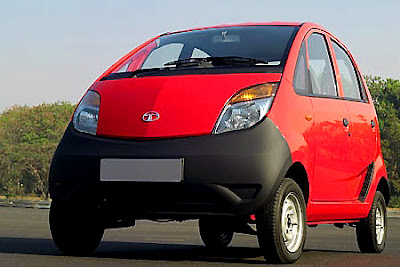 Tata Nano- The people car preview