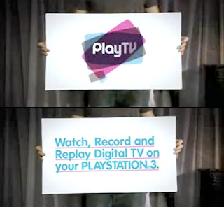 Playtv with PS3