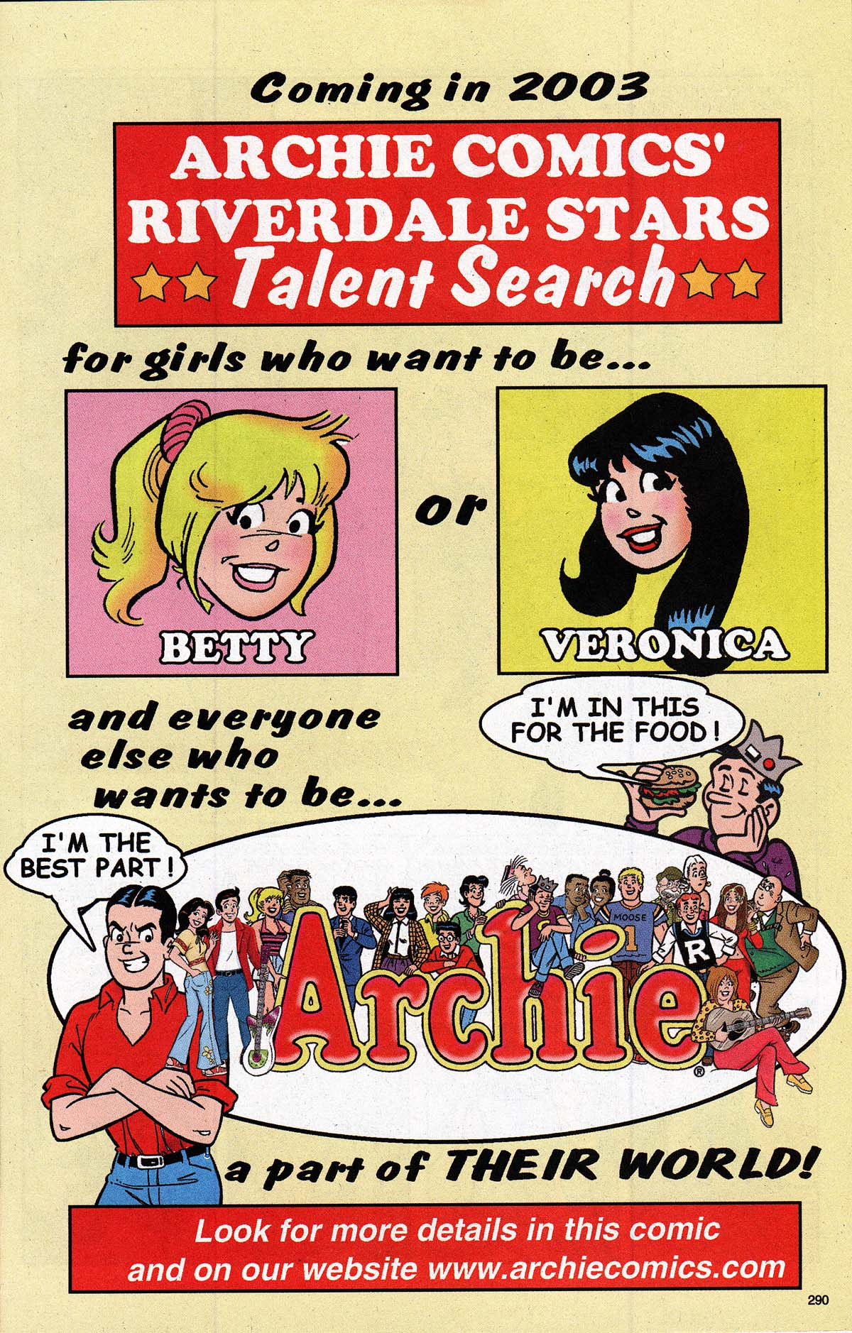 Read online Archie's Weird Mysteries comic -  Issue #27 - 18