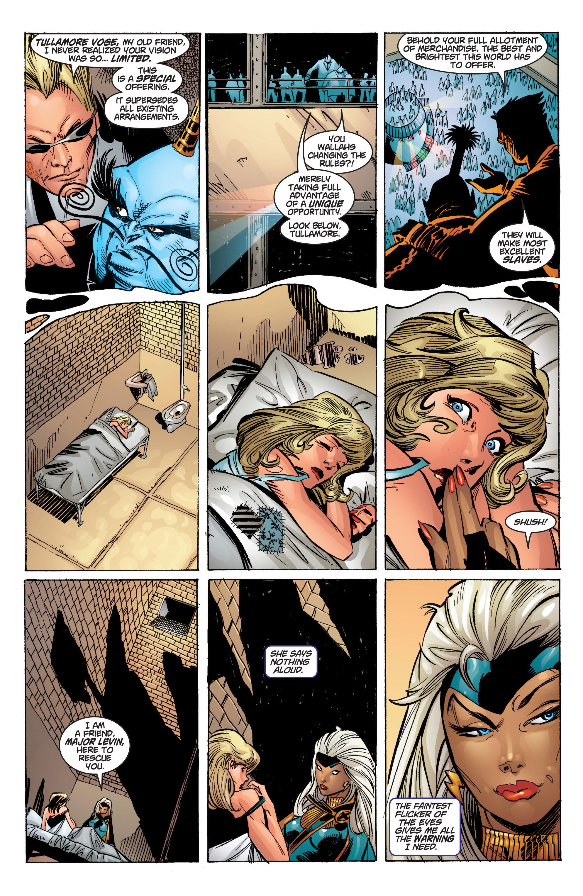 Read online Uncanny X-Men (1963) comic -  Issue #383 - 23
