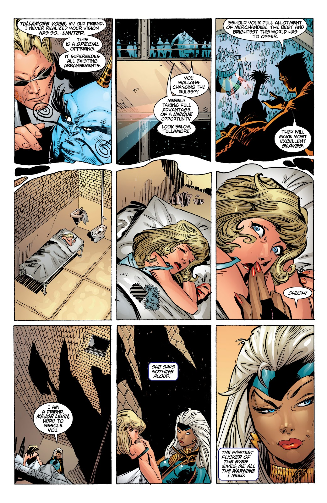 Uncanny X-Men (1963) issue 383 - Page 23