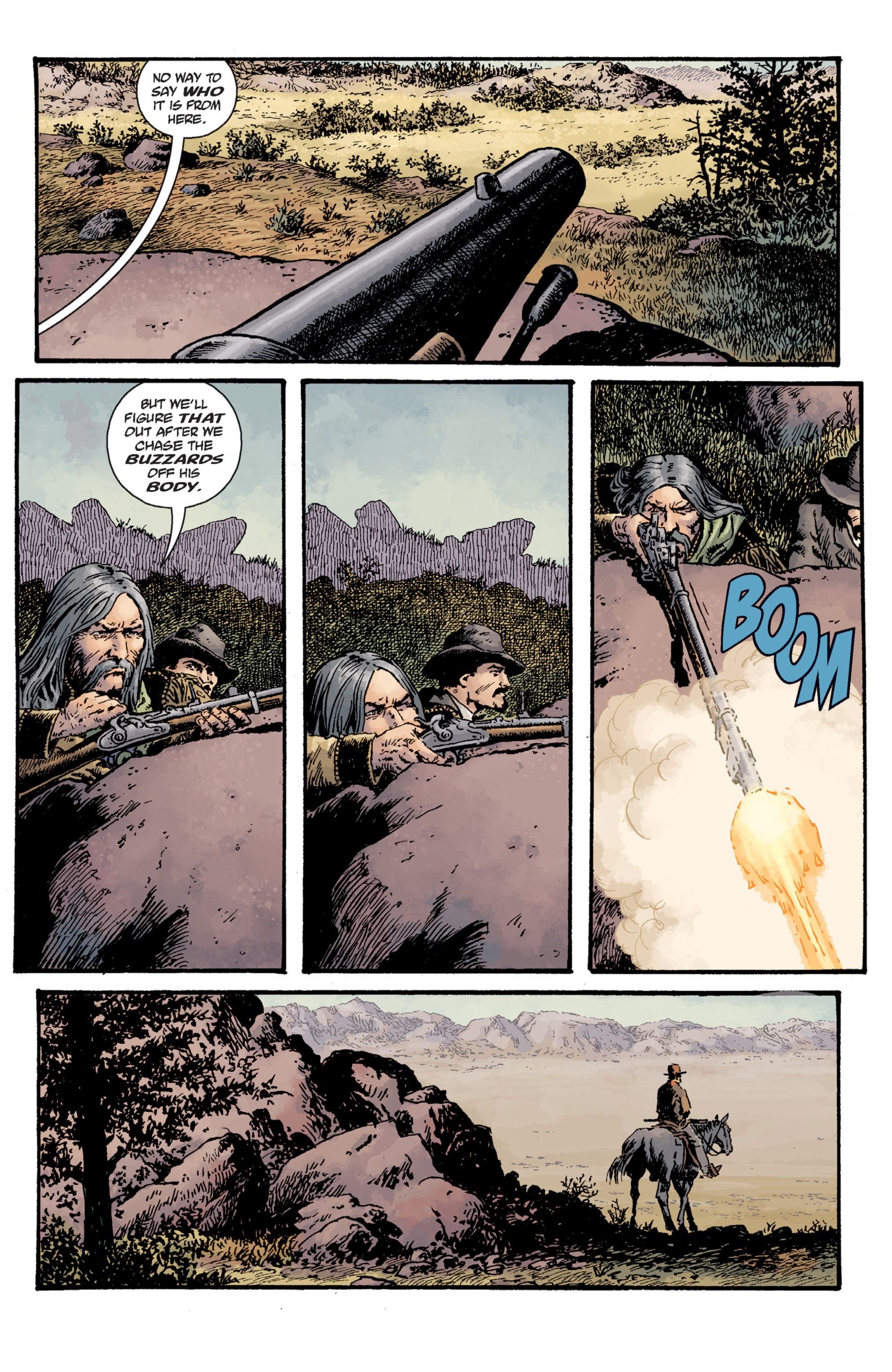 Read online Sir Edward Grey, Witchfinder: Lost and Gone Forever comic -  Issue # TPB - 48