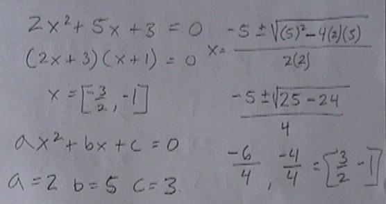 Crewton Ramone's Blog of Math: December 2010