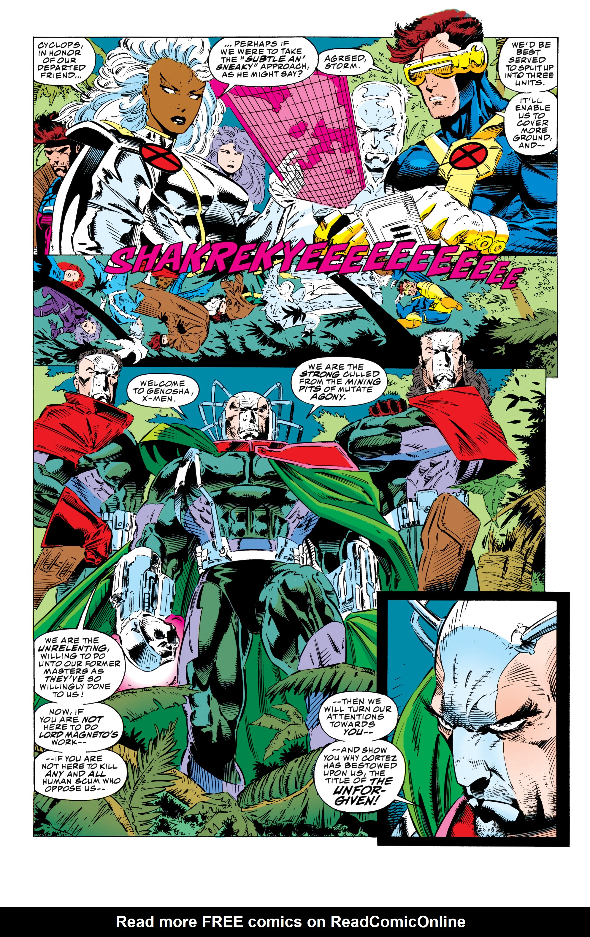 X-Men (1991) 26 Page 17