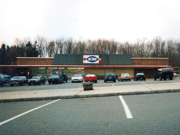 Former Acme Sparta NJ