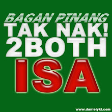 Bagan Pinang, Say No To Both ISA