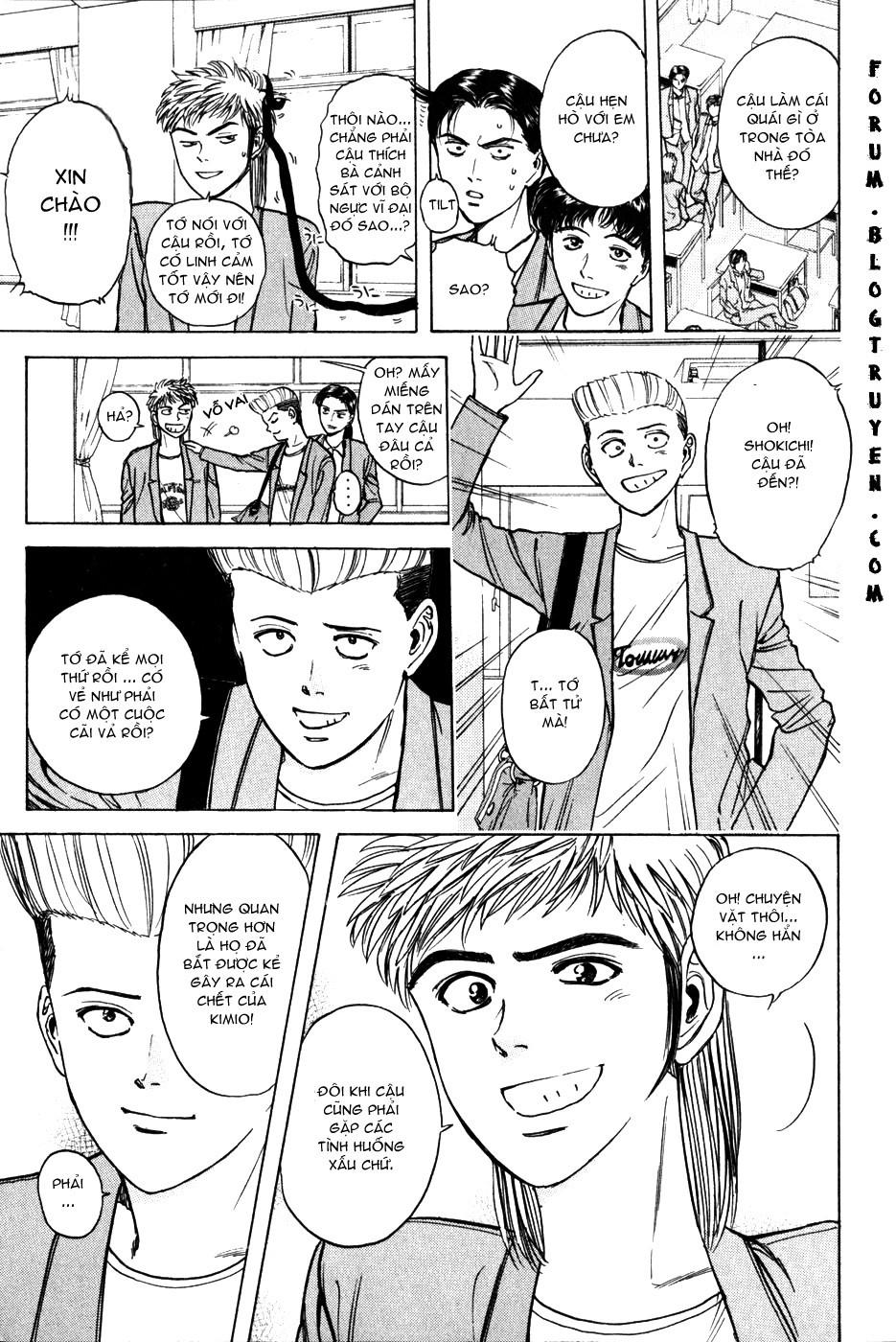 Psychometrer Eiji chapter 25 trang 5
