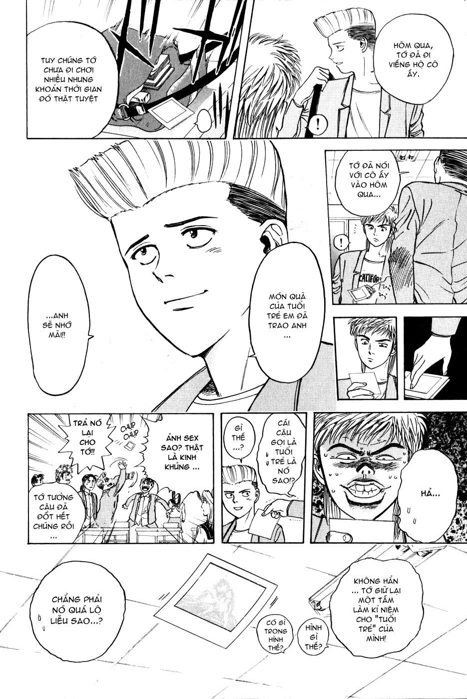 Psychometrer Eiji chapter 25 trang 6