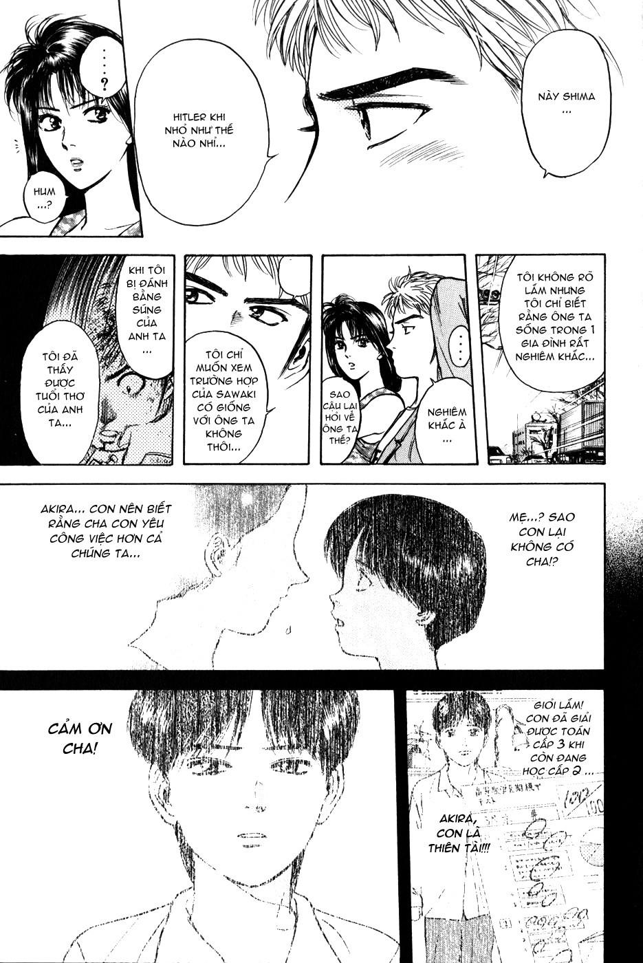 Psychometrer Eiji chapter 25 trang 11