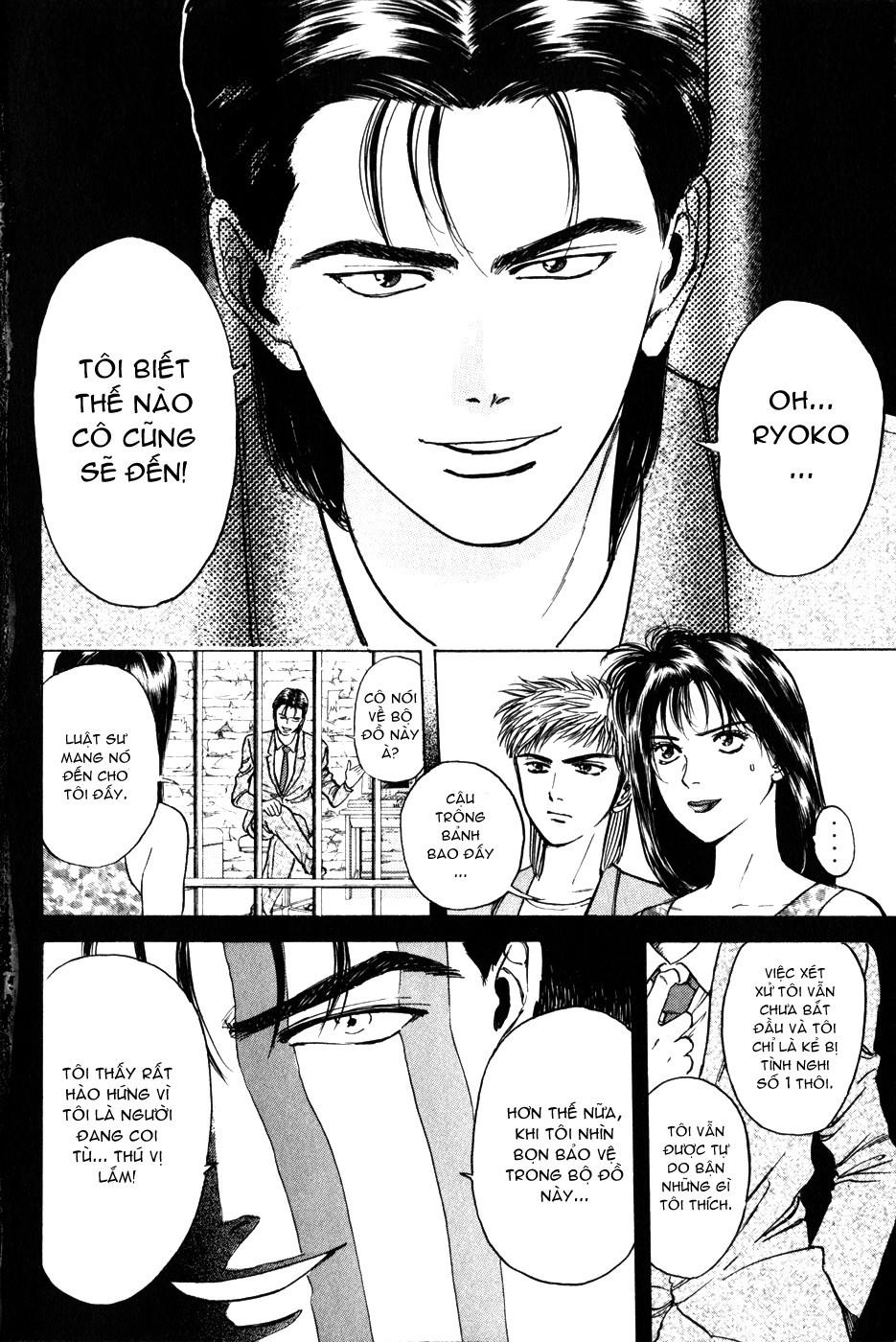 Psychometrer Eiji chapter 25 trang 14