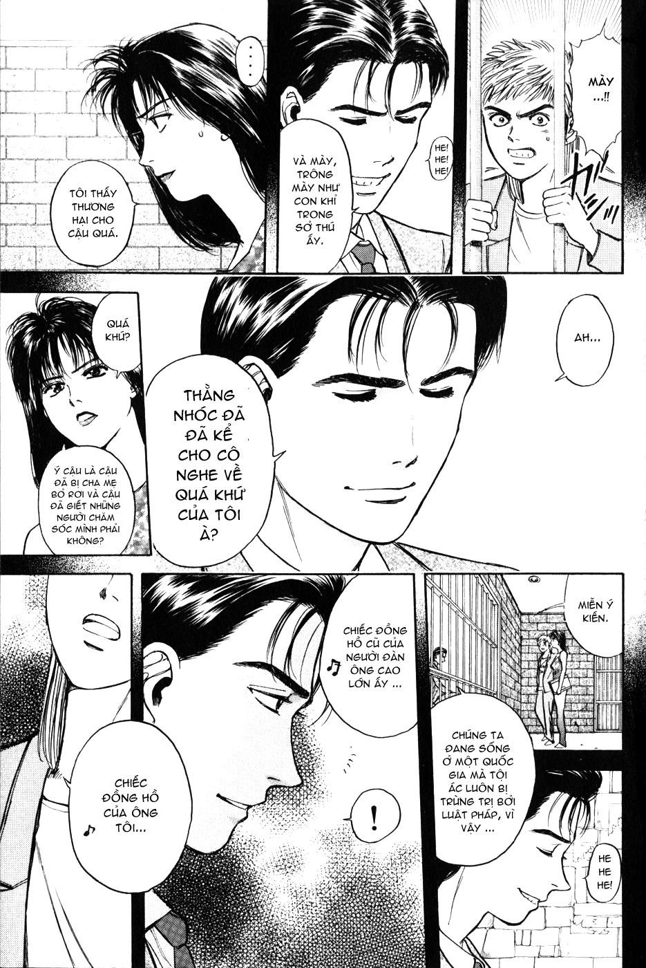 Psychometrer Eiji chapter 25 trang 15
