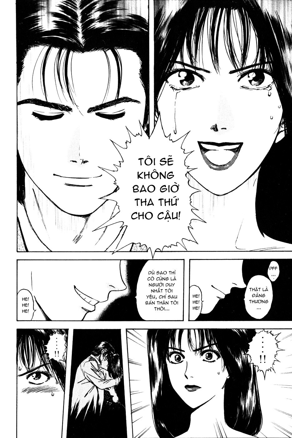Psychometrer Eiji chapter 25 trang 20