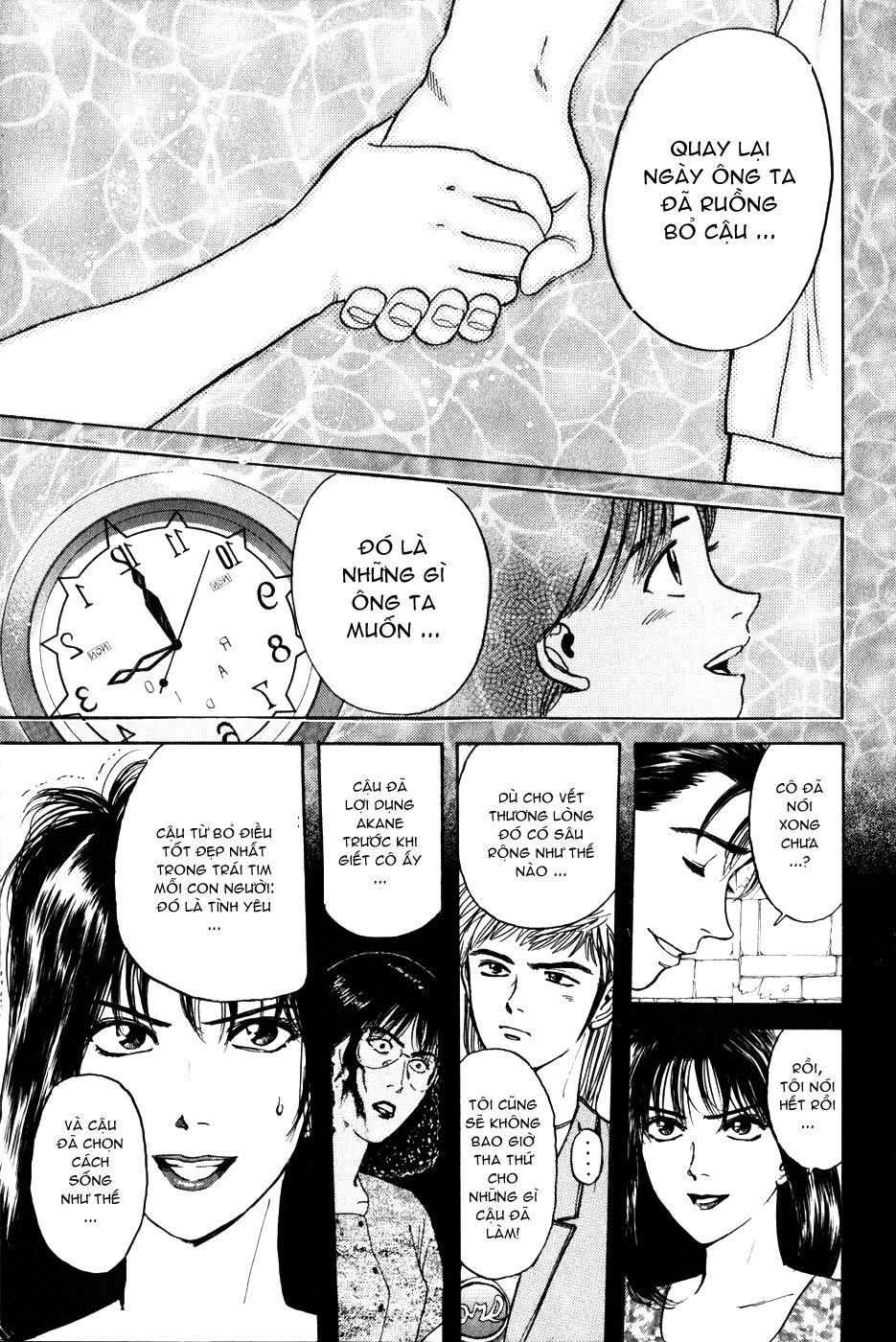 Psychometrer Eiji chapter 25 trang 19