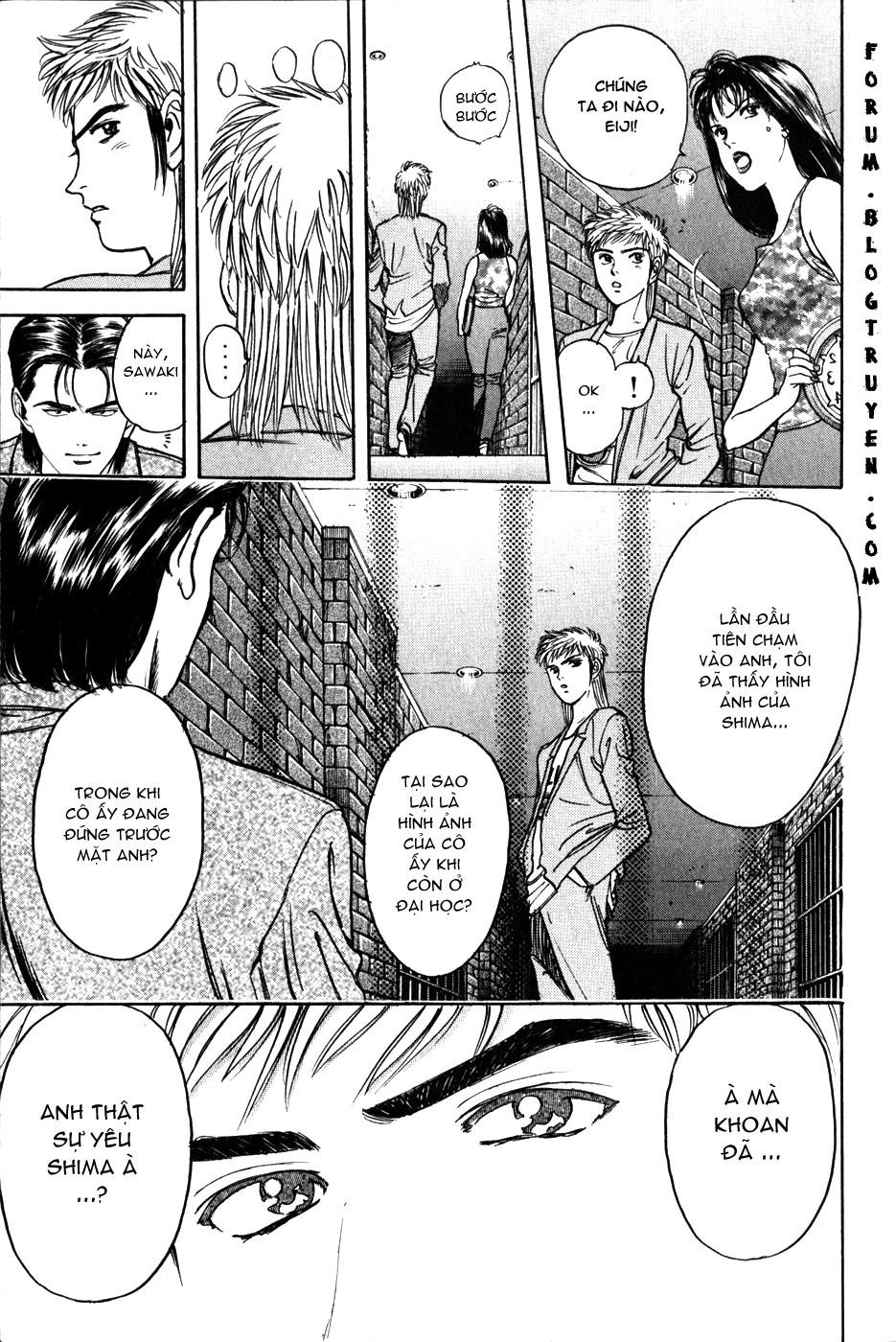 Psychometrer Eiji chapter 25 trang 21