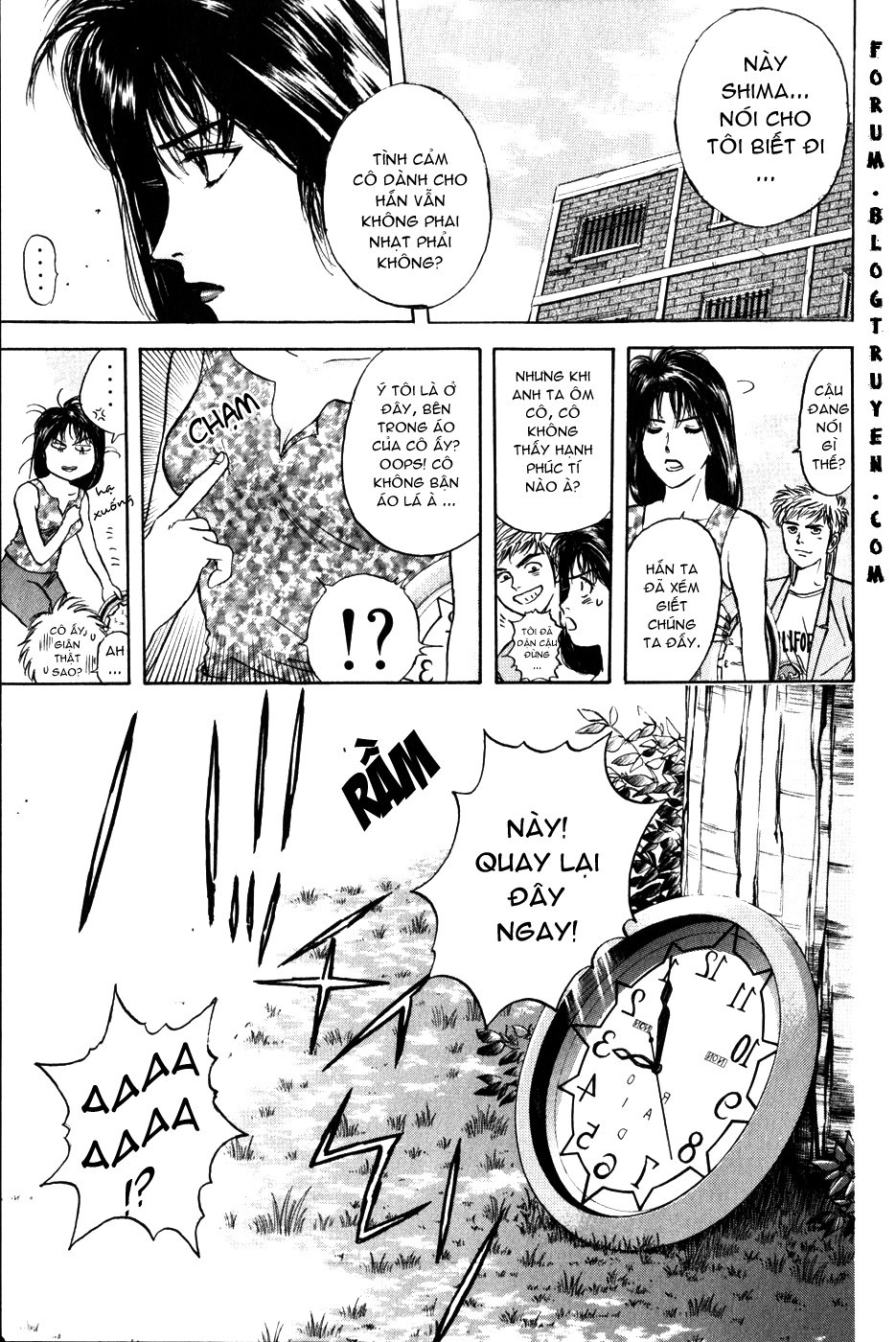 Psychometrer Eiji chapter 25 trang 23